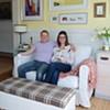 My favourite room: homestyle bloggers Erin Trafford  & Dan Basquill's sunroom