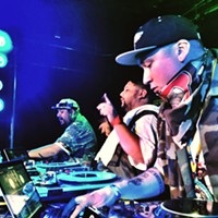 Party on the waterfront with A Tribe Called Red