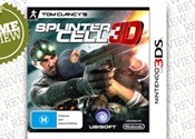 <i>Tom Clancy's Splinter Cell 3D</i>