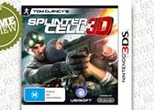 <i>Tom Clancy's Splinter Cell 3D</i>