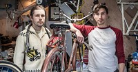 Tom MacDonald and Alex Tremblay want to get you hitching trailers to your back wheel