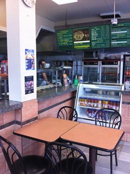 KATELYN EVERSON - Tony's Donair & Pizza - 2390 Robie Street