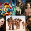 TOP MOVIES OF 2014