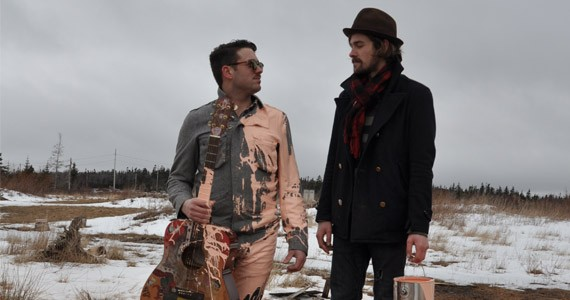 Trask and Allain find inspiration in the junk shop