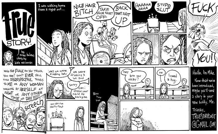 True Story by Kate Maclennan