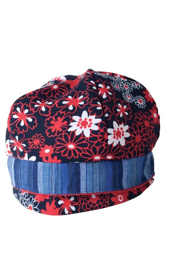 TWICE AS FAR AHEAD - Meverisble's reversible hats, $58, Love, Me Boutique, - 1539 Birmingham, - 444-3668