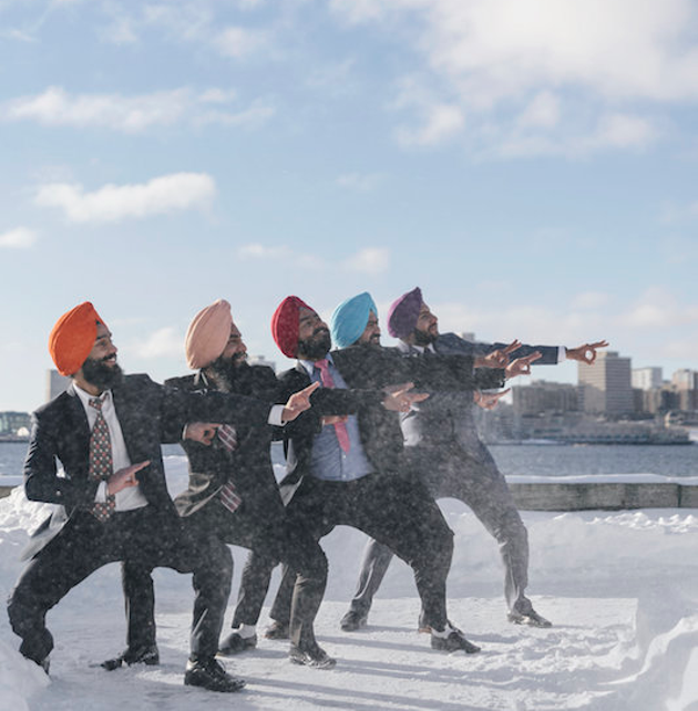 The Maritime Bhangra Group teams up with Symphony Nova Scotia for a sunshine-y show (see 2). - NXN PHOTO