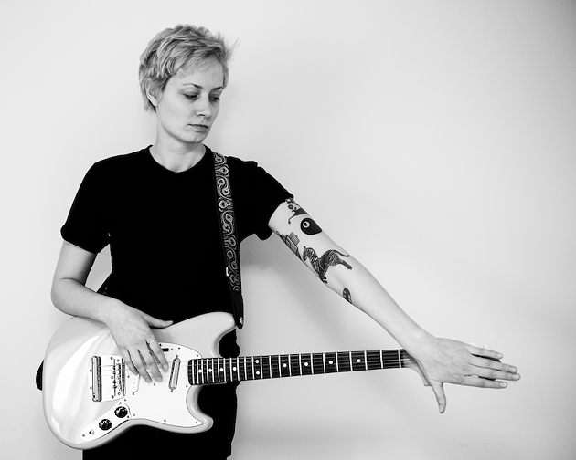 Get a dose of Mo Kenney's sonic tonic for the soul at her Thursday night show (see 3). - PHOTO VIA MOKENNEY.COM