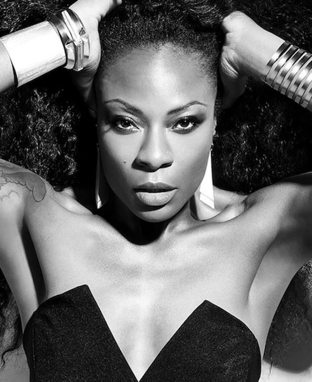 Jully Black, Canada's queen of R&B, lends her voice to the Nova Scotia Mass Choir's MLK tribute Saturday (see 1). - IMAGE VIA JULLYBLACK.CA
