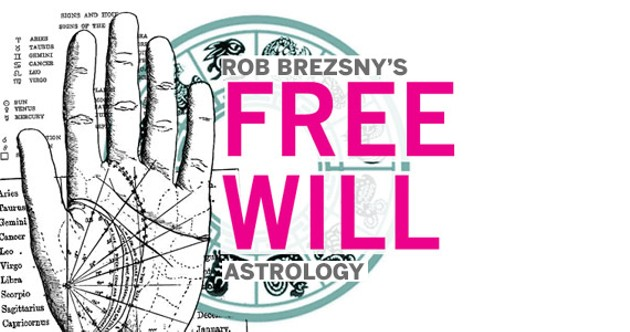 ROB BREZSNY - 12222 NEW YEAR HOROSCOPE OF 12 ZODIACAL SIGNS