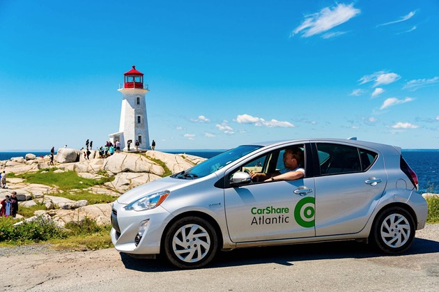 CARSHARE ATLANTIC