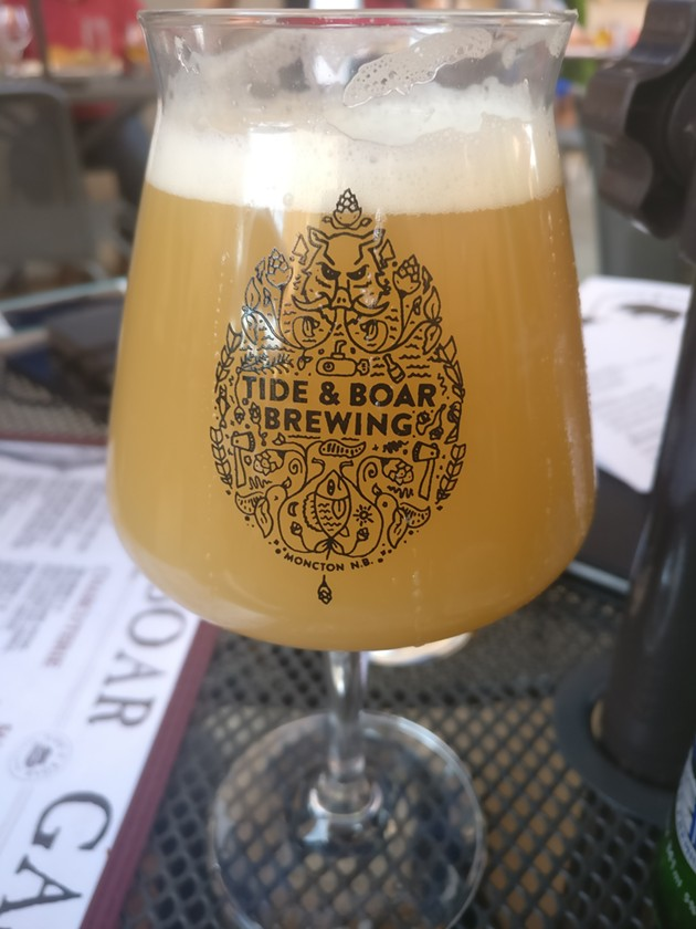 Tide & Boar Brewing - SUBMITTED