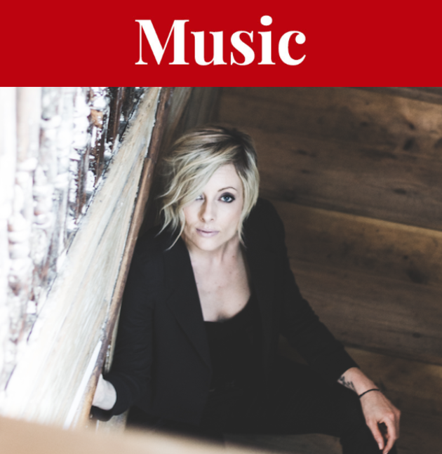 After wowing crowdsaround the world with her latest record, Christina Martin returns to Nova Scotia for a release party at The Marquee. - SARAH JAMER PHOTO