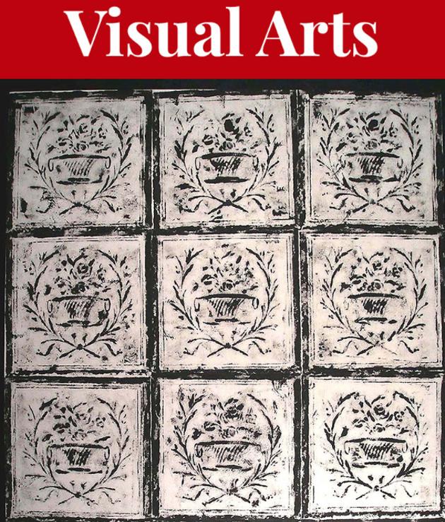 Influential contemporary artist Gerald Ferguson gets a retrospective show at the Art Gallery of Nova Scotia. - GERALD FERGUSON ARTWORK