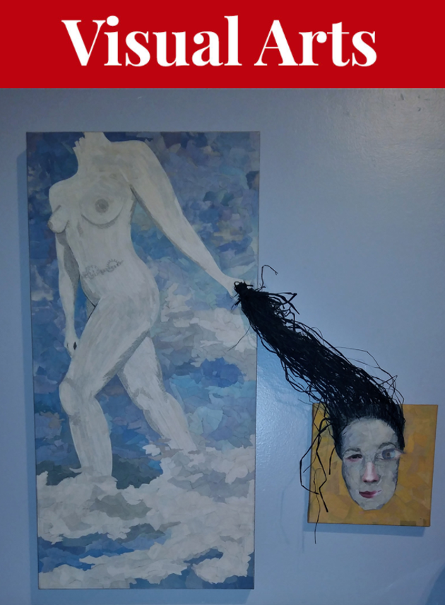 Gallery Nineteen Nineteen's latest showcase sees an artist study womanhood from all angles. - RHONDA BARRETT ARTWORK