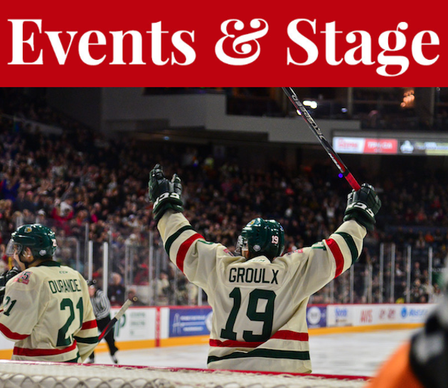 If you haven't been paying attention to the Mooseheads all along, now's the time to tune in—and catch one of two games this weekend—as excitement for the Memorial Cup heats up. - DAVID CHAN PHOTOGRAPHY PHOTO
