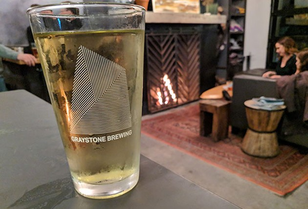 Graystone Brewing - SUBMITTED