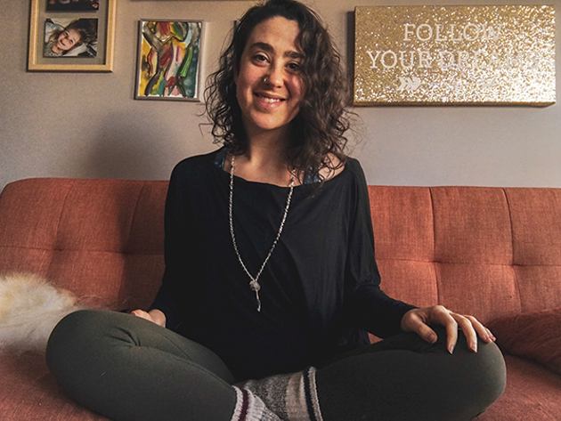 Lindsay Umlah looked down on pot-using parents, then she became one. - SUBMITTED