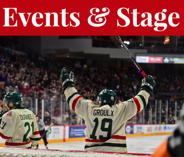 After a year of waiting, the Memorial Cup kicks off Thursday week in Halifax, making downtown the spot to be as the Mooseheads battle for the Cup and a host of local favourites play free concerts. - DAVID CHAN PHOTO