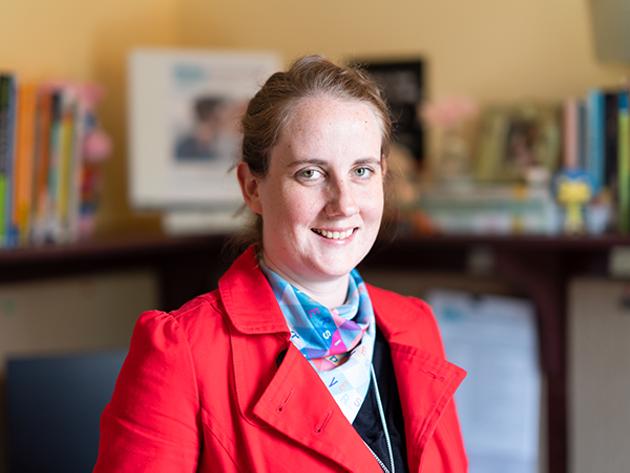 Yevonne Le Lacheur is program director at Autism Nova Scotia. - IAN SELIG