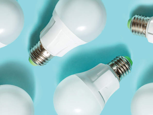 Efficiency Nova Scotia will help optimize your house with energy-saving lightbulbs. - STOCK