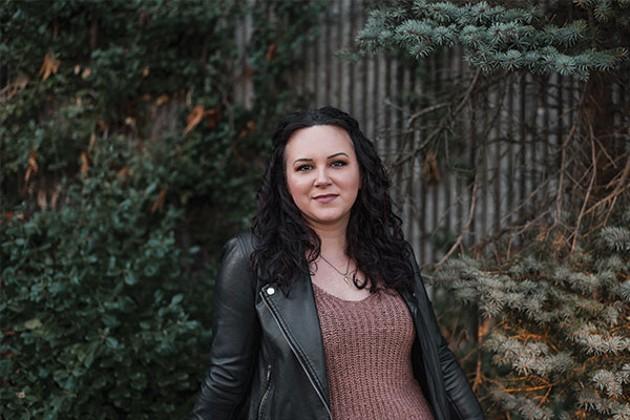 "Nova Scotia is ""jam-packed with rampant alcoholism,"" says Lee-Anne Richardson. - ALEXA CUDE"
