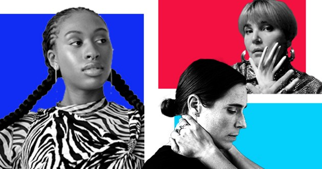 Zamani, Rose Cousins and Kim Harris are representing Halifax's brilliance at the 2021 ECMAs. - THE COAST