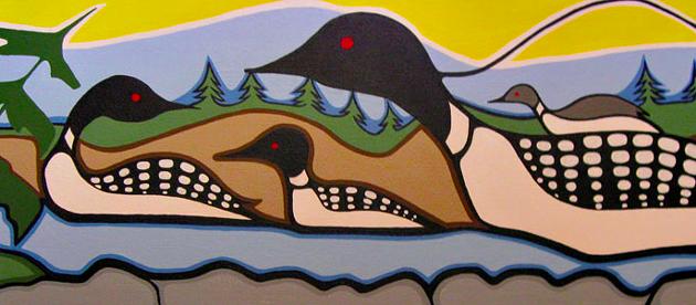 Raven Davis, via the Canada Culture Centre.