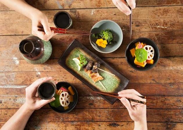 Ami Goto and Tyson Wachter bring late-night Japanese bar food to Halifax. - JORDAN BLACKBURN