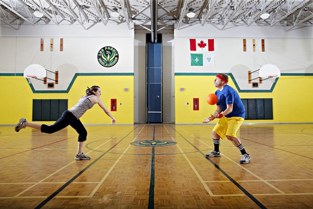Get the hell into dodge(ball) with Halifax Sport and Social Club - HSCC