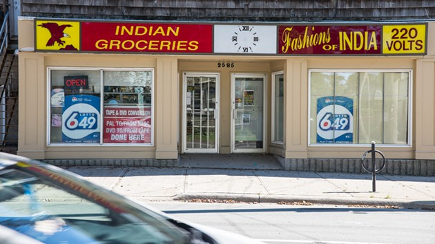 Indian Groceries - SAMSON LEARN