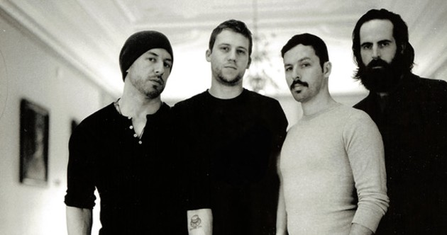 """The Dillinger Escape Plan's Greg Puciato says you shouldn't trust the band's YouTube persona: """"Those are all fake live videos we disseminate ourselves to throw people off from the reality that it's kinda like a boy's choir."""""""