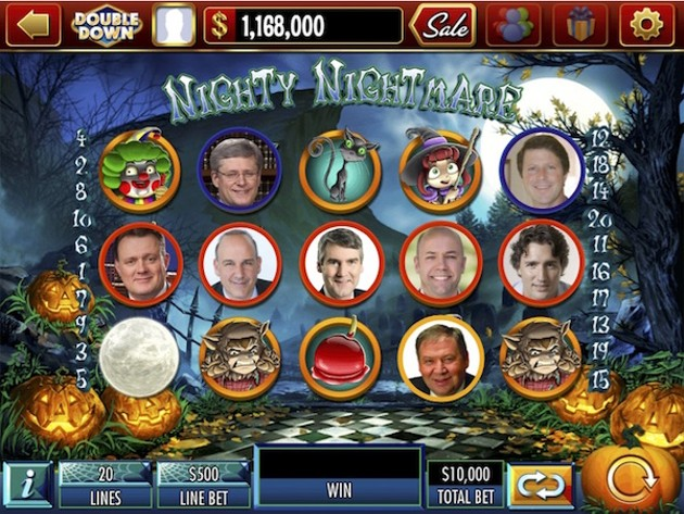 nighty nightmare slot machine