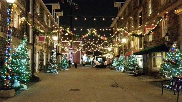 Halifax Lights Holiday Market <3