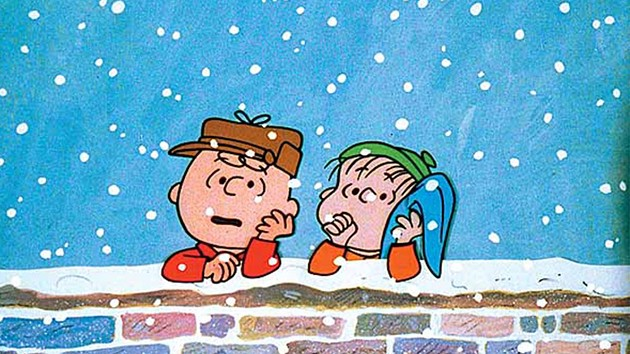 Christmas time isn't here until we've laid eyes on Charlie Brown and co.