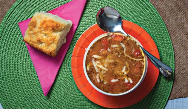 Souper Duper Soups - LENNY MULLINS