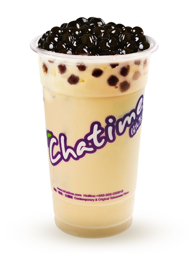 Bubble tea a la Chatime
