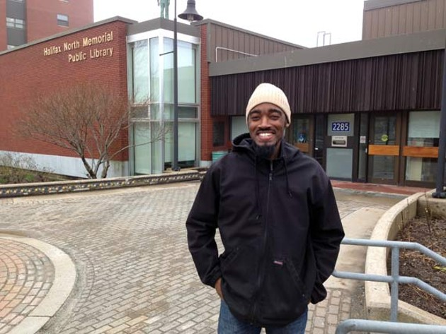 Lindell Smith is running for District 8: Halifax Peninsula North in this October's municipal election. - THE COAST