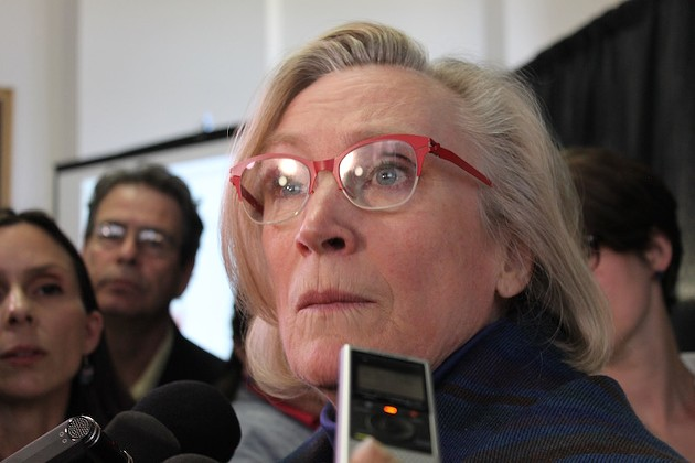 Carolyn Bennett, national minister of Indigenous and Northern Affairs. - ASHLEY CORBETT