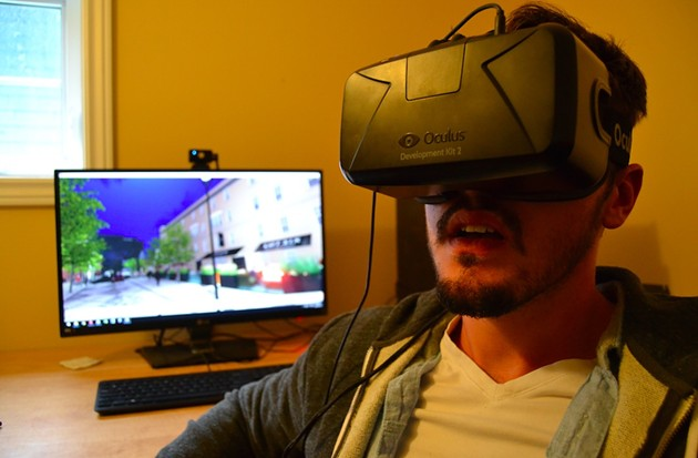 Designers at Ekistics Plan + Design in Dartmouth have started employing video game engines and virtual reality dioramas in order to provide more detail in conceptual renders for prospective developments. - CHRIS MUISE