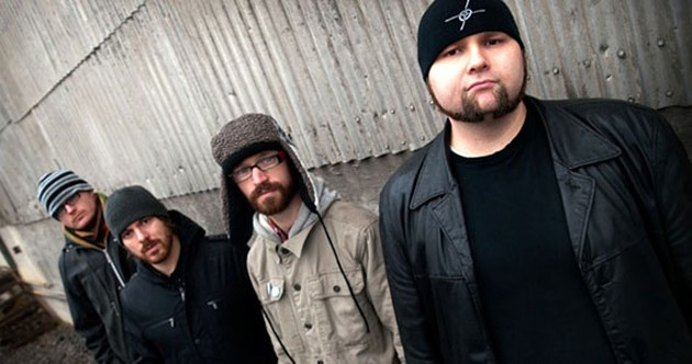 The Jimmy Swift Band around 2010.