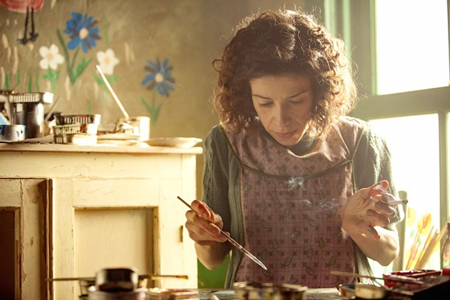 Sally Hawkins as Maud Lewis. - SUBMITTED