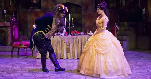 More than a spectacle of Disney razzle-dazzle, Beauty and the Beast has real emotion, too. - TIMOTHY RICHARD