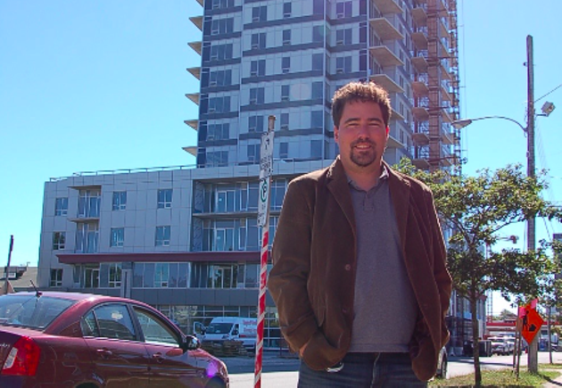 Peter Ziobrowski thinks interim development controls could have helped HRM grow smarter. Too bad city council shot down that idea. - ASHLEY CORBETT