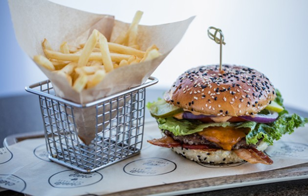 Across Halifax, McDonald's has rolled out the Restaurant Experience of the Future with customizable burger concept. - RILEY SMITH