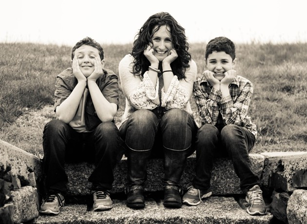 Elana Liberman is a lawyer turned small business owner (Cyclone Group Fitness) in Halifax. Elana's boys, Ethan and Noah, inspire her everyday to become a better person. - CONTRIBUTED