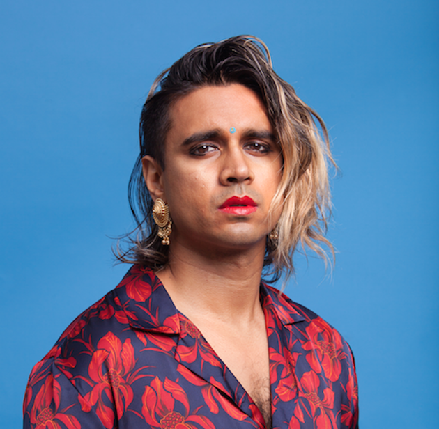 Artist and author Vivek Shraya brings her book of poetry to Halifax (see 1). - EMMET TRACE