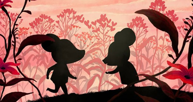 A still from Psychonauts, the Forgotten Children by Pedro Rivero & Alberto Vazquez, screening December 2.