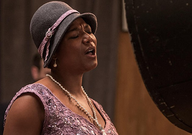 Queen Latifah plays blues icon Bessie Smith in Dal's Tuesday night film series (see below).
