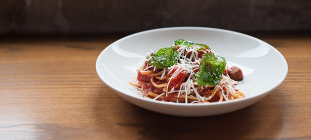 Ciao down on pasta alla norma from February 22- March 22 - JESSICA EMIN